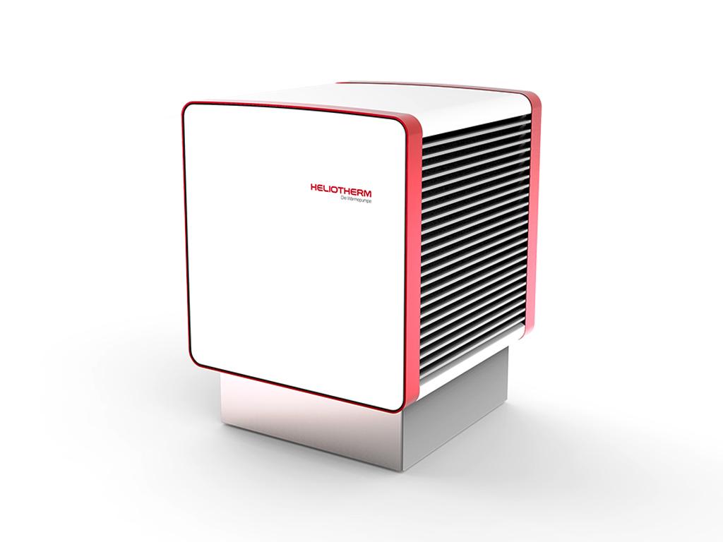 Тепловой насос Воздух-Вода компании Heliotherm.