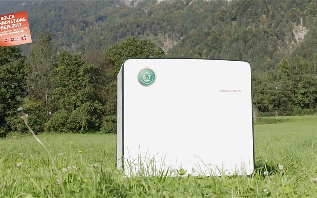 Тепловой насос серии Natural Technology — высокий показатель эффективности!