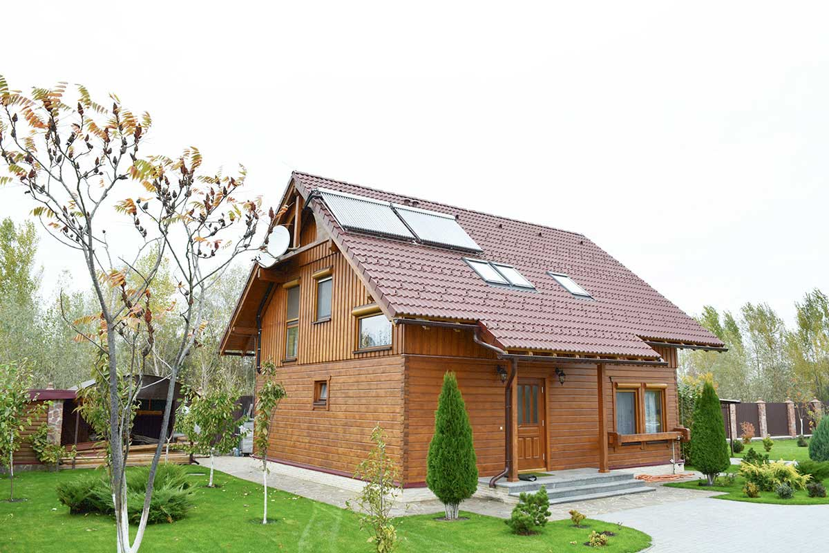 Тепловой насос Вода-Вода Heliotherm для отопления дома 160 кв. м. в Киевской обл.